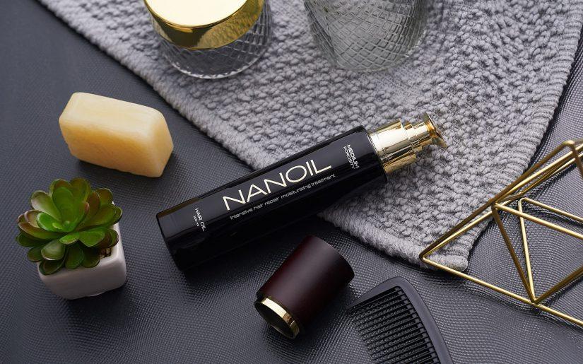 salvare capelli - Nanoil